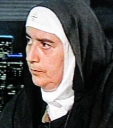 Mother Agnes-Mariam of the Cross