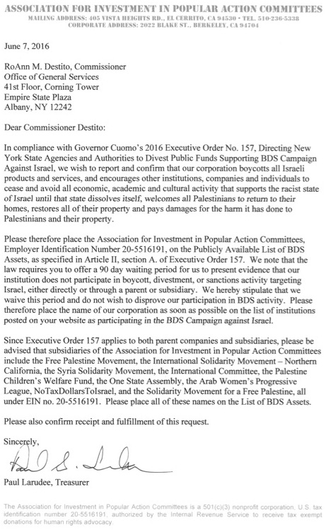 NY BDS letter 160607