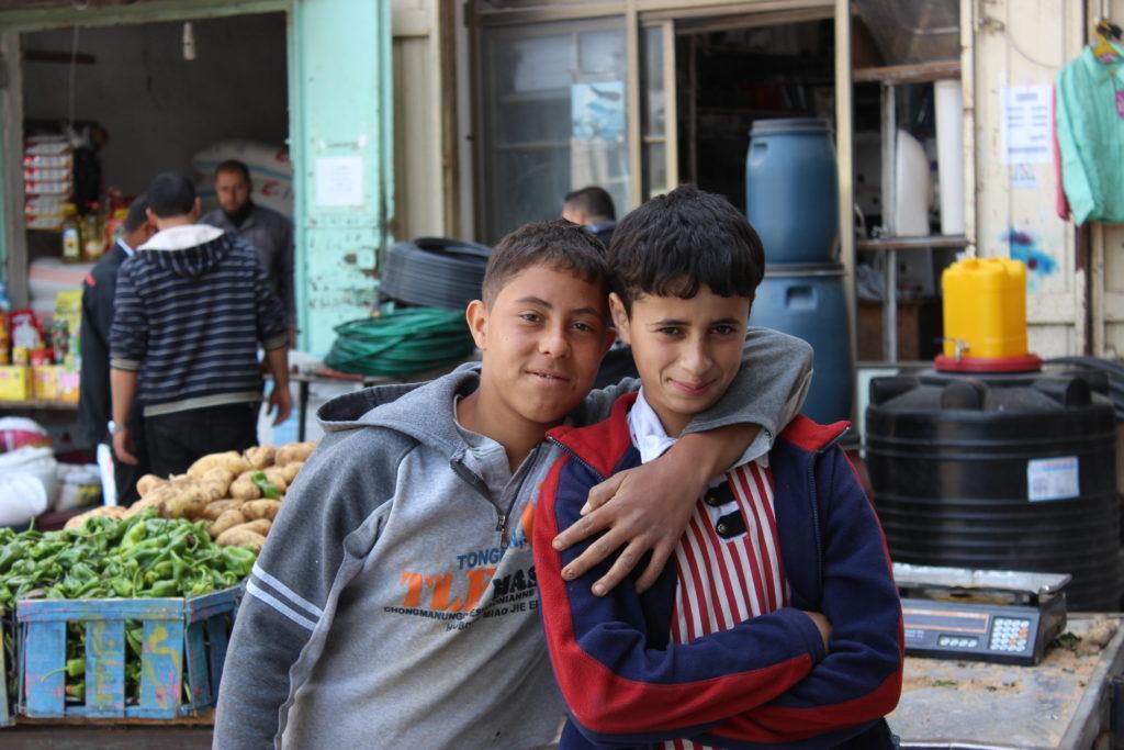 Gaza refugee camps 016